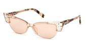 Satın al, veya bu resmi büyüt, DSquared2 Eyewear DQ0341-74U.